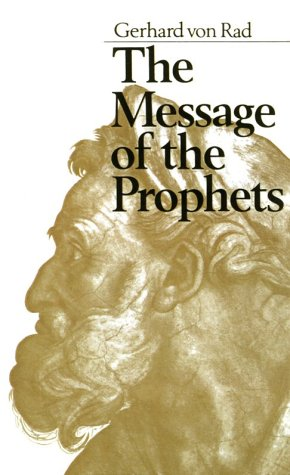 Message of the Prophets  N/A edition cover