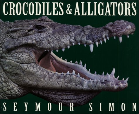 Crocodiles and Alligators  N/A 9780064438292 Front Cover