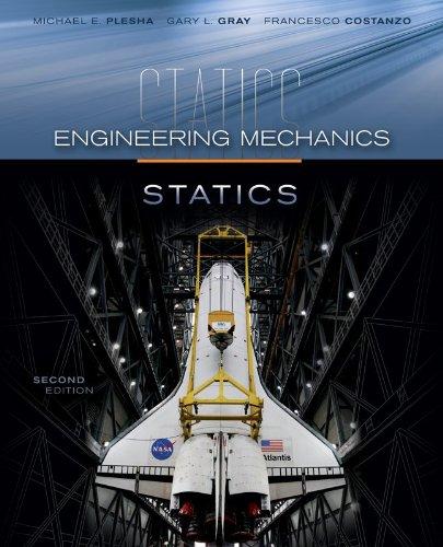 Engineering Mechanics Statics 2nd 2013 edition cover