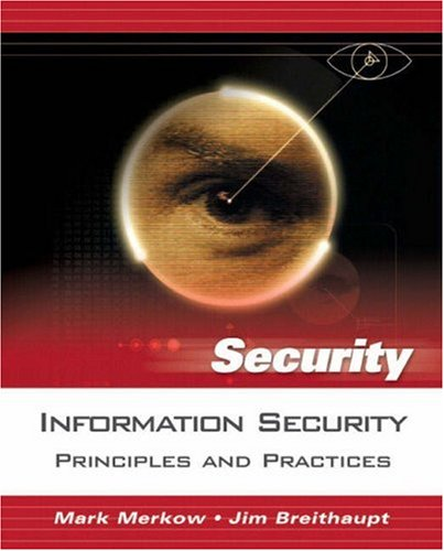 Information Security Principles and Practices  2006 edition cover