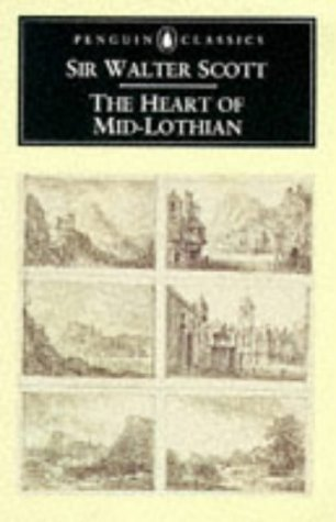 Heart of Midlothian   1994 edition cover