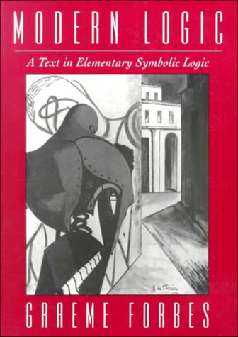 Modern Logic A Text in Elementary Symbolic Logic  1994 edition cover