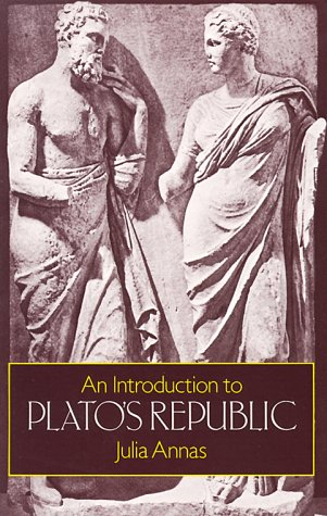 Introduction to Plato's Republic   1981 edition cover