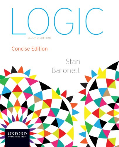 Logic Concise Edition N/A edition cover