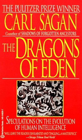 Dragons of Eden Speculations on the Evolution of Human Intelligence N/A edition cover
