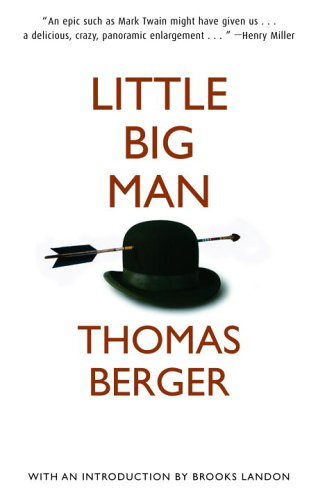 Little Big Man  25th 2005 edition cover