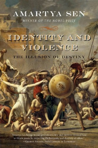 Identity and Violence The Illusion of Destiny  2007 (Abridged) edition cover