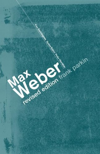 Max Weber   2004 (Revised) edition cover