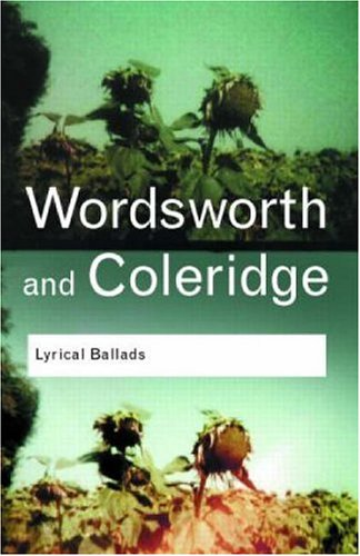Wordsworth and Coleridge Lyrical Ballads  2005 (Reissue) edition cover