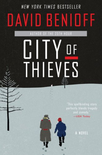 City of Thieves   2009 9780452295292 Front Cover