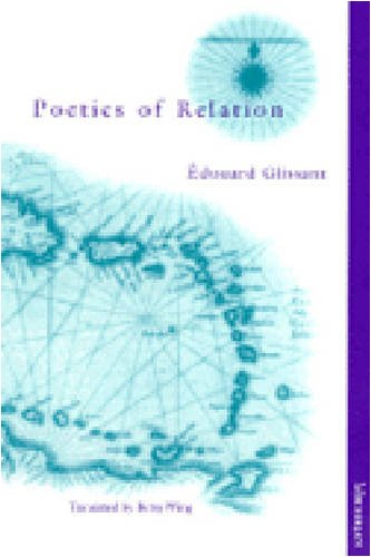 Poetics of Relation  N/A edition cover