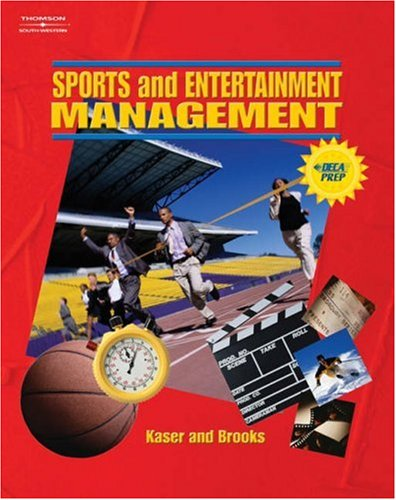 Sports and Entertainment Management   2005 edition cover