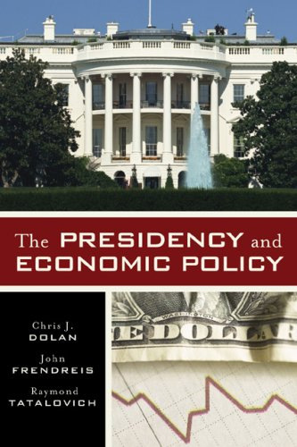Presidency and Economic Policy   2007 edition cover