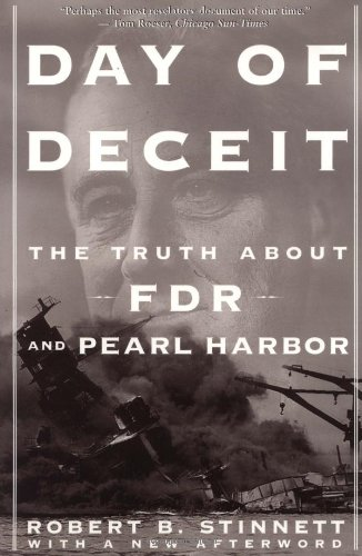 Day of Deceit   2001 edition cover