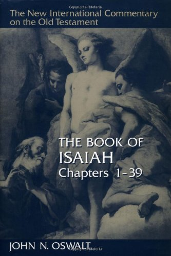 Book of Isaiah, Chapters 1-39   1986 edition cover