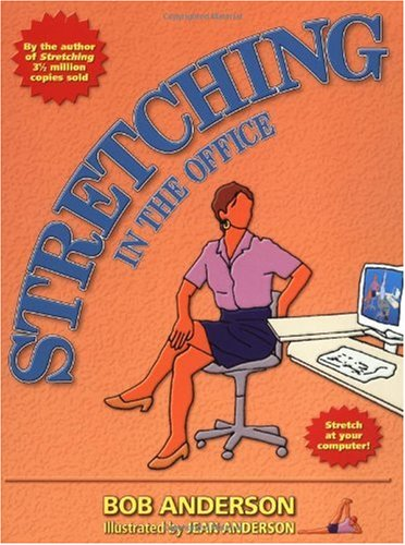 Stretching in the Office   2002 edition cover