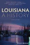 Louisiana A History 6th 2014 edition cover