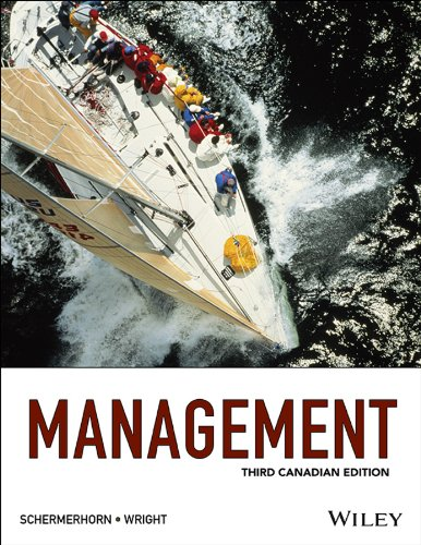 Management  3rd 2014 9781118789292 Front Cover