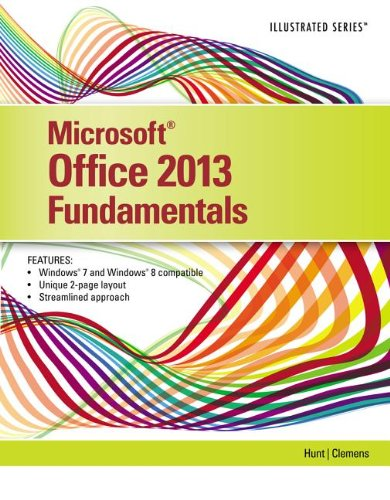 Microsoft� Office 2013 Fundamentals  2014 edition cover