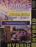 Physics for Scientists and Engineers with Modern, Revised Hybrid (with Enhanced WebAssign Printed Access Card for Physics, Multi-Term Courses)  9th 2016 edition cover