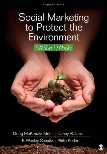 Social Marketing to Protect the Environment What Works  2012 edition cover