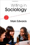 Writing in Sociology  2nd 2015 edition cover