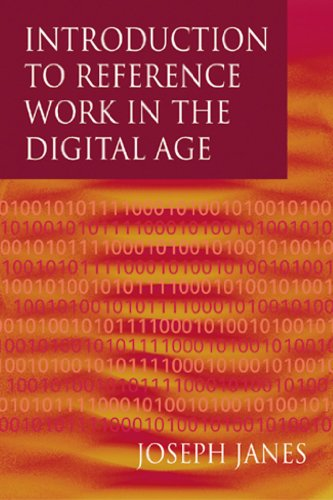 Introduction to Reference Work in the Digital Age   2002 edition cover