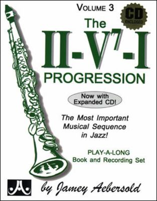 The II/V7/i Progression:   1974 9781562241292 Front Cover