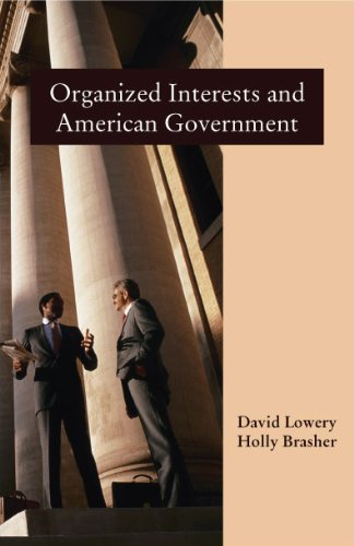 Organized Interests and American Government  N/A edition cover