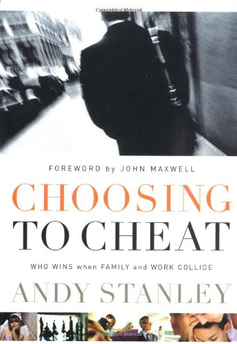 Choosing to Cheat Who Wins When Family and Work Collide?  2002 edition cover