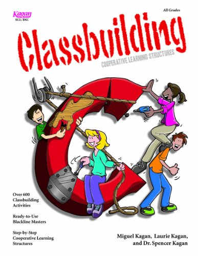 Classbuilding Cooperative Learning Activities  1995 edition cover