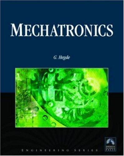 Mechatronics   2010 edition cover