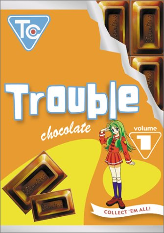 Trouble Chocolate, Vol. 1 System.Collections.Generic.List`1[System.String] artwork
