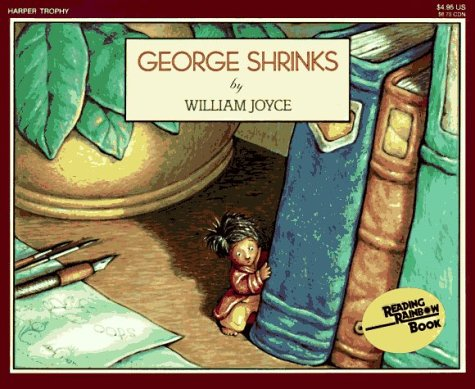 George Shrinks  Reprint edition cover