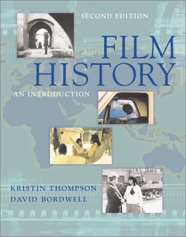Film History  2nd 2003 (Revised) edition cover