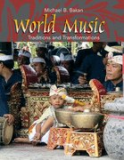 World Music : Traditions and Transformations N/A 9780073325293 Front Cover