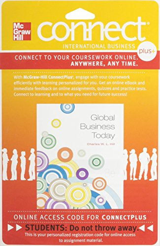 GLOBAL BUSINESS TODAY-CONNECT  N/A edition cover