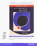 Becker's World of the Cell Technology Update, Books a la Carte Edition  8th 2015 edition cover
