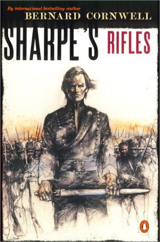 Sharpe's Rifles   1988 edition cover