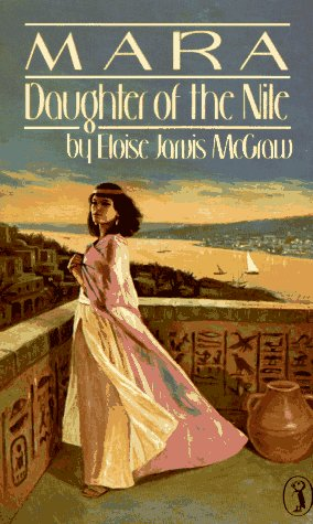 Mara, Daughter of the Nile   1985 edition cover