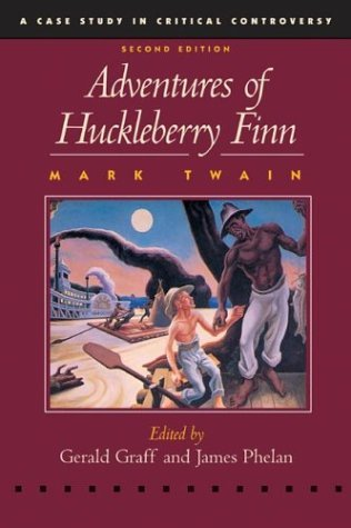 Adventures of Huckleberry Finn  2nd 2004 edition cover