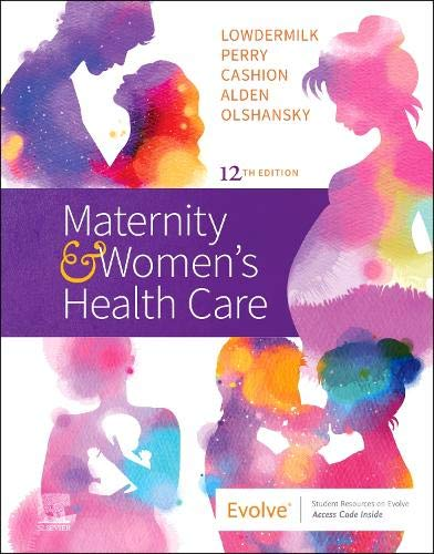 Cover art for Maternity and Women's Health Care, 12th Edition