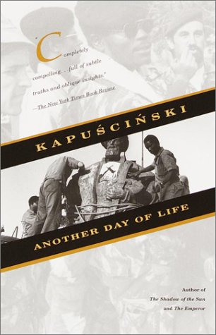 Another Day of Life   2001 edition cover