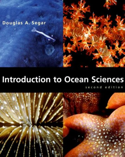 Introduction to Ocean Sciences  2nd 2006 edition cover