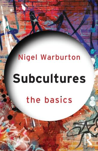 Subcultures: the Basics   2014 edition cover