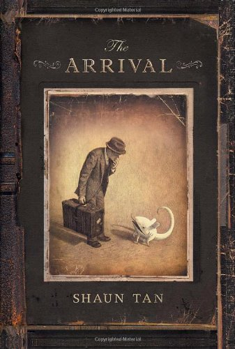 Arrival   2007 9780439895293 Front Cover