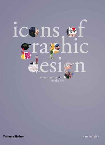 Icons of Graphic Design  2nd 2008 (Revised) 9780500287293 Front Cover