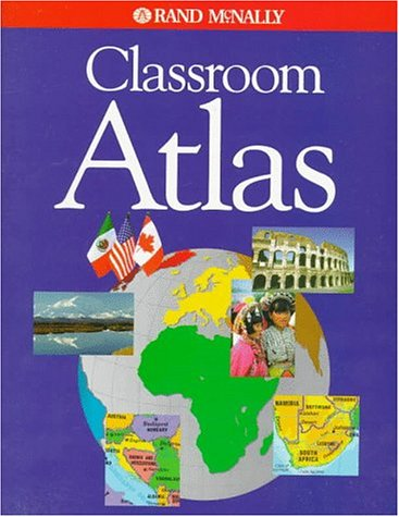 Rand McNally Classroom Atlas 1st (Revised) edition cover