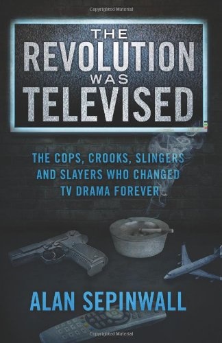 REVOLUTION WAS TELEVISED                N/A edition cover