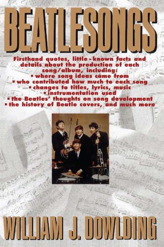 Beatlesongs   1989 edition cover